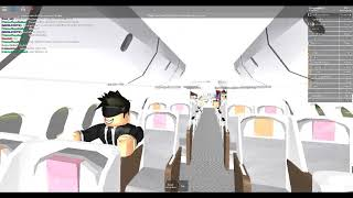 ROBLOX [FORE] Flight at Bay air~ [In board]