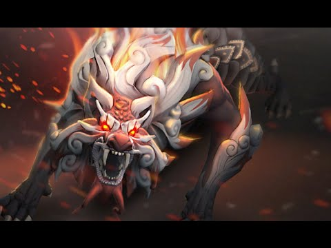 dota 2 item the great calamity ultimate form for lycan youtube