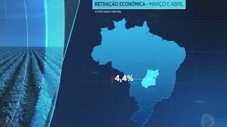 Banco Central revela que Estados apoiados no agronegócio foram menos impactados pela crise