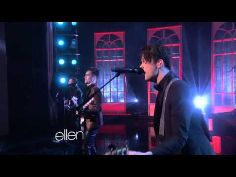 Panic! At The Disco Perform 'This Is Gospel' on Ellen