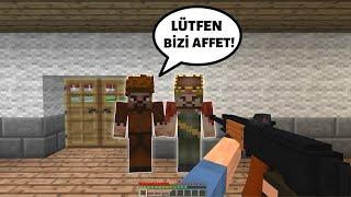 HIRSIZ, ZENGİN VE FAKİRİ YAKALADI! 😱 - Minecraft
