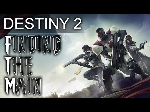 Destiny 2 Hunter Gameplay * Story Missions & Max Level Grind * Day2