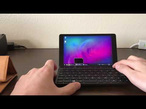 GPD Pocket 2 Amber Black review