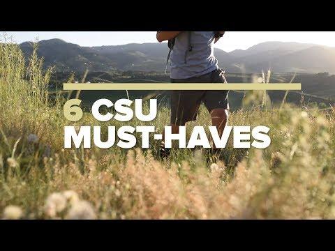 Six CSU Must-Haves
