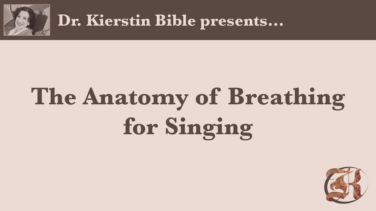 The Anatomy of Breathing for Singing - YouTube
