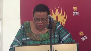Access to information assist citizens to fully realise their rights, Adv Pansy Tlakula