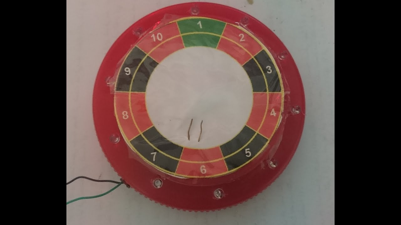 Roulette Tuch