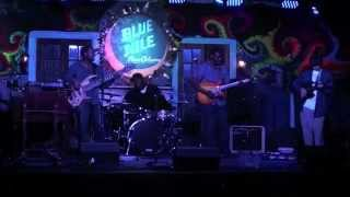 Spencer Lemann with Tonya Boyd Cannon and The Crieux at The Blue Nile