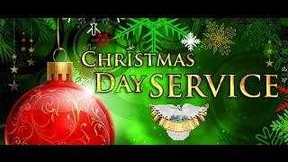 HHIM Church Christmas Day Service Invite