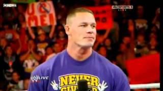John Cena and Jerry Lawler make fun