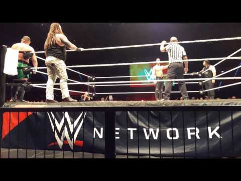 WWE Live in Stuttgart - 11.05.2017 - MAIN EVENT Roman Reigns/Seth Rollins vs. Bray Wyatt/Samoa Joe