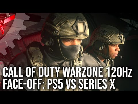Call of Duty Warzone 120Hz PS5 Upgrade vs Xbox Series X: Back-Compat Evolved?