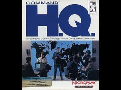 Command HQ MARS GOD OF WAR Mode |