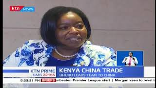 Uhuru : Africa needs access to China market