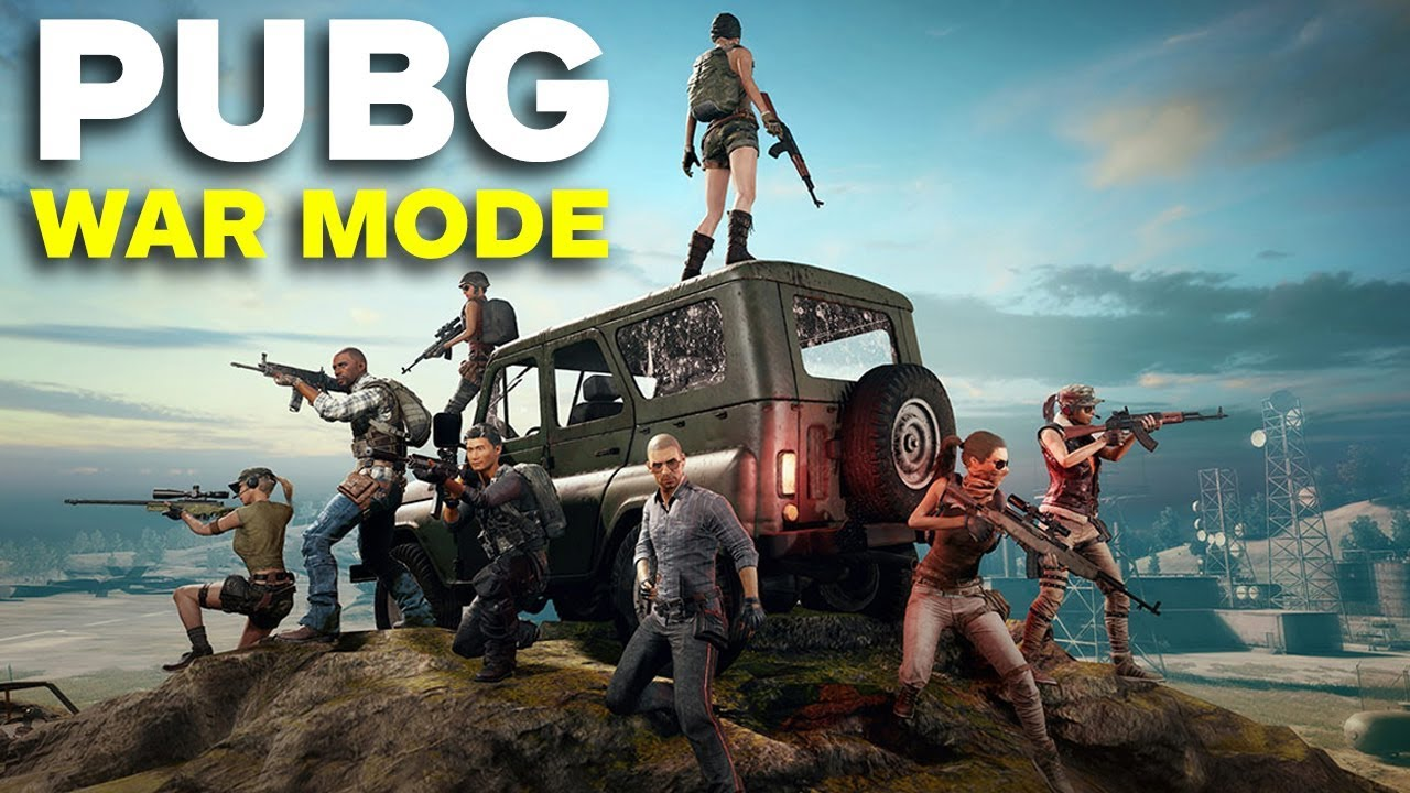 This Weekend S Pubg Event Mode Is War: PUBG: War Mode Kill Montage