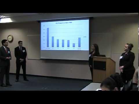 IANA Logistics & Supply Chain Management Case Competition MSU