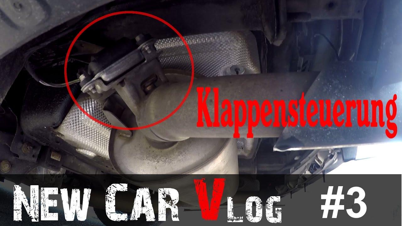 Car Vlog 3 Bmw 335i Klappenauspuff Sound Techniknews Youtube