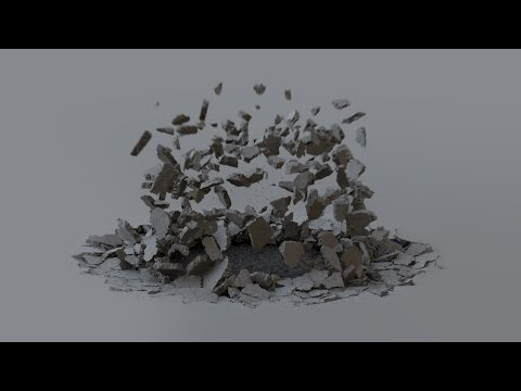 Ground Bursts  - Stock Footage Collection from ActionVFX