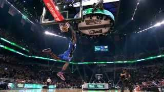 Victor Oladipo Converts the 360-Reverse Dunk: 2015 Sprite Slam-Dunk Contest
