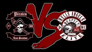 Hells Angels Member Steve Ruiz — VACA