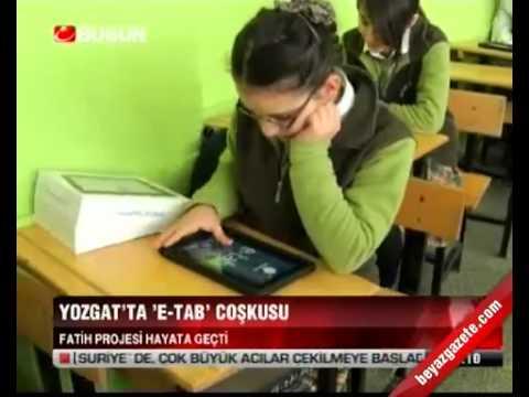 E-Tab Yozgat'ta