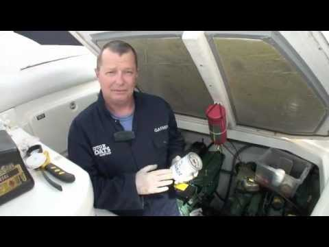 Diesel fuel systems - Part 1 - Changing the filters