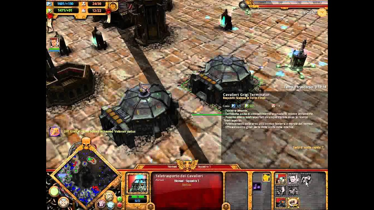 8f309da29ad Dawn of War Soulstorm - Demonhunters parte3 - YouTube