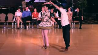 Lindyfest 2014   Invitational Balboa Jack & Jill Finals