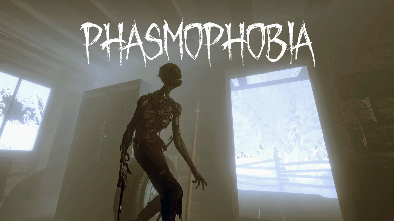 Phasmophobia: Ghost Hunting For Two!