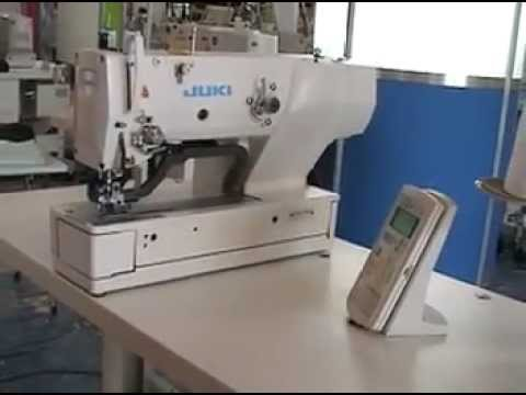 Juki LBH40S Button Hole Machine YouTube Extraordinary Button Sewing Machine Price