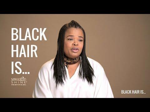 What is Black hair? | Black Hair Is...