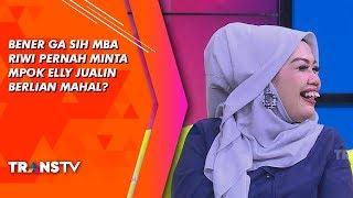RUMPI - Bener Ga Sih Mba Riwi Pernah Minta Mpok Elly Jualin Berlian Mahal (10/9/19) Part 2