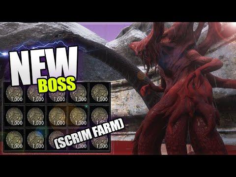 CONAN EXILES NEW END GAME BOSS (EEWA) NEW SCRIM FARM!! |