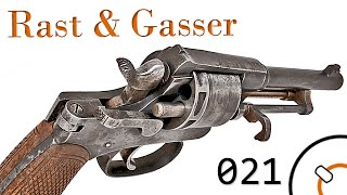 Small Arms of WWI Primer 021: Austro-Hungarian Revolver M1898 Rast & Gasser
