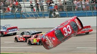 top 10 nascar crashes of the 2006 season