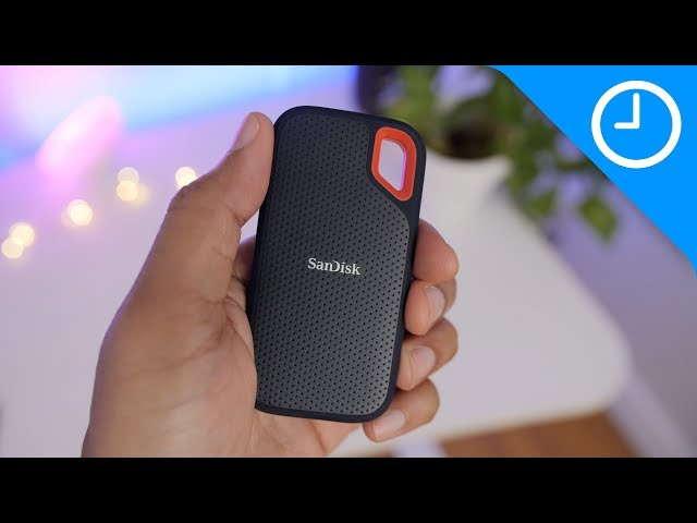 Review: SanDisk Extreme Portable SSD - fast enough for 4K