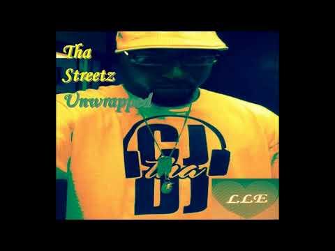 CJ tha DJ - Tha Streetz Unwrapped (Jazz/Hip Hop) MixTape