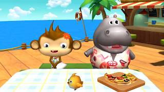 Children Play Kitchen Game - Learn How To Cook Popular Dishes – Fun Cooking Kids Games