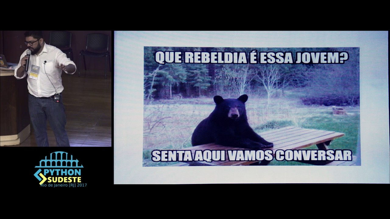 Image from Palestra: André Fonseca - Microserviços e o problema dos dados distribuídos