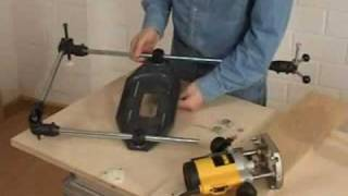 Repeat youtube video Router Pantograph