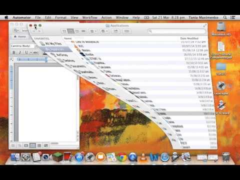 PDF to WORD on Mac | Как конвертировать PDF в WORD (Mac)