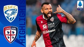 Brescia 2-2 Cagliari | Balotelli Sent Off After Braces from Torregrossa And Pedro! | Serie A TIM
