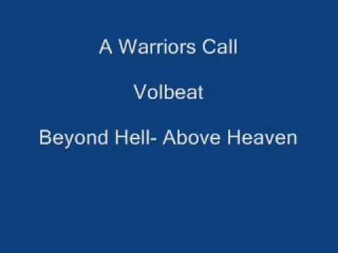 Volbeat- A warriors call (with lyrics)