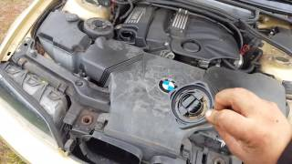 Контрактный двигатель BMW (БМВ) 2.0 N42 B20 | Где купить? | Тест мотора