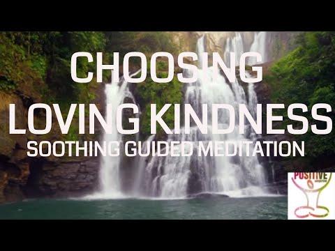 10 Minute Guided Loving Kindness Meditation l Self Love,Happiness and Abundance l Positive Self Love