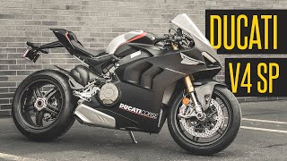 Is the Panigale V4 SP The Ultimate Ducati? 19 Things You Should Know!
