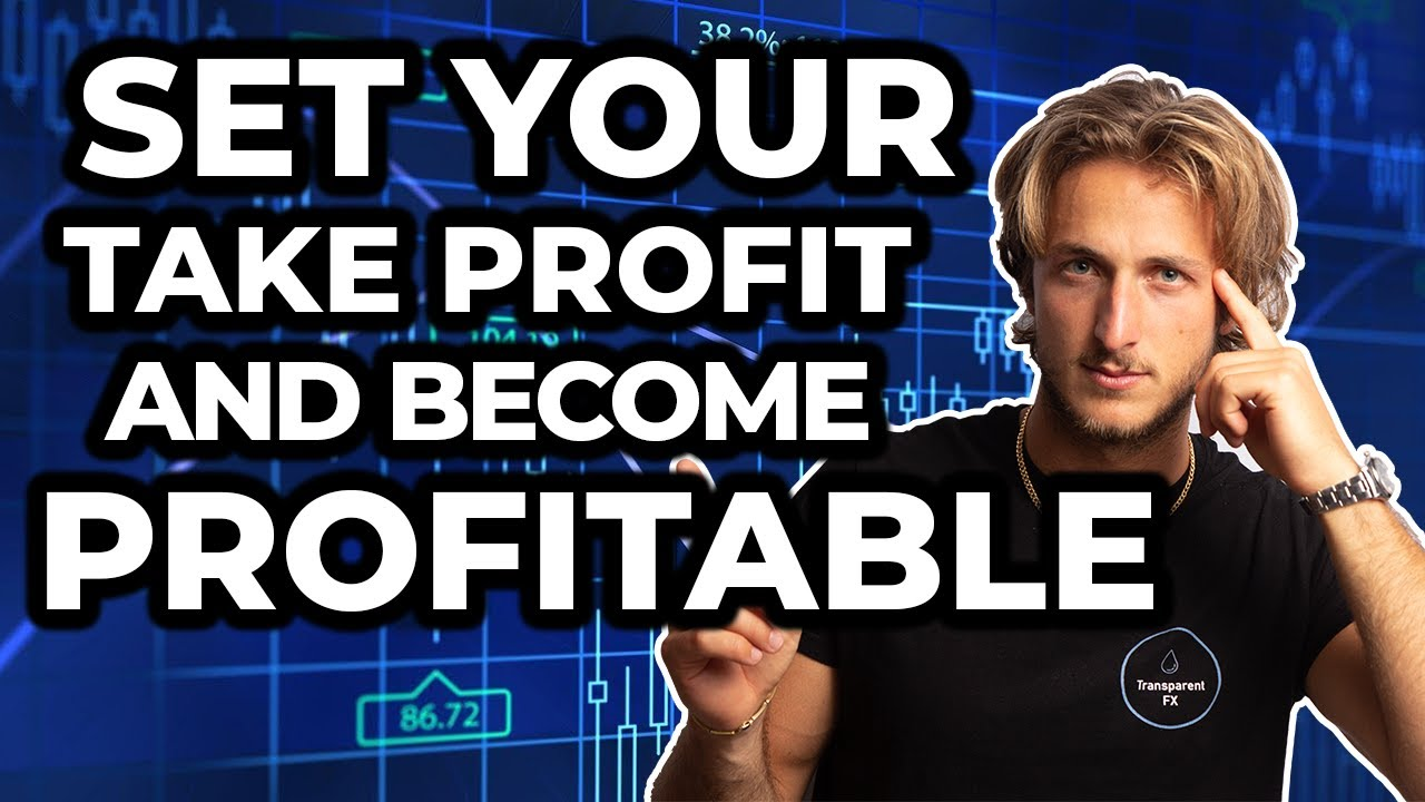 How To Set Your TAKE PROFIT LEVELS When FOREX TRADING!
