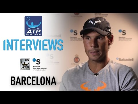 Nadal Pleased With Performance At Barcelona 2017