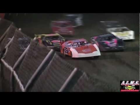 Kankakee County Speedway (5/20/11) ALMS Late Model Heat Race Recap