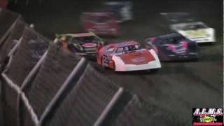 Kankakee County Speedway (5/20/11) ALMS Late Model Heat Race Recap